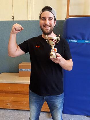 Platz 1: Alex Wrobel (RS Schwerte)
