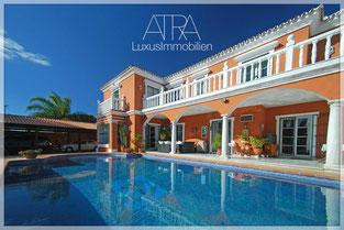 Villa Guadalmina Alta in Marbella