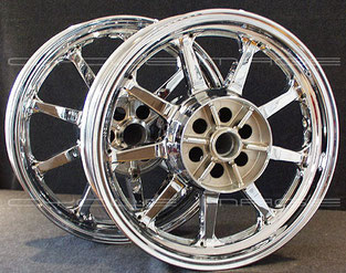 Yamaha Road Star Wheels 695 US Dollar