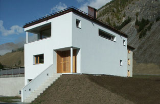 NB Einfamilienhaus in S-chanf