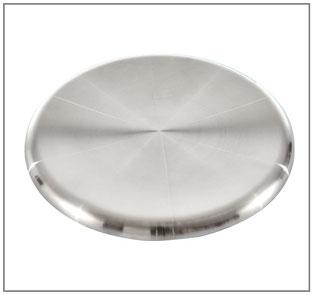 IMPEX setzt auf SIMPO-CLEAN, denn Keime haben dank der Elektropolitur keine Chance auf Edelstahl-Oberflächen.
