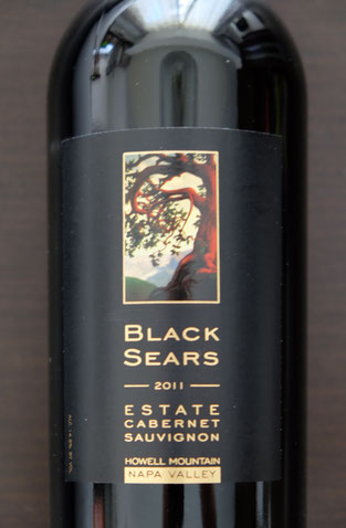 Black Sears Cabernet Sauvignon 2011