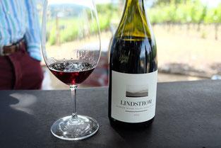 1) Lindstrom Pinot Noir 2013