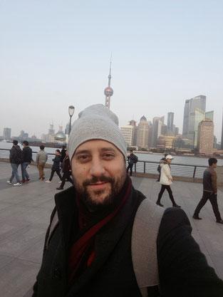 Urs Luger, Shanghai, Reiki