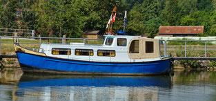 Am KN 48 treffen wir auf den Zuid-Willemsvaart, einem Kanal
