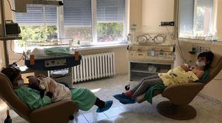 Кенгуру грижа и недоносени бебета