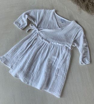 Бебешка рокличка от муселин