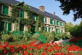 la Maison de Claude Monet à Giverny