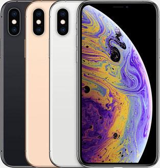 iPhone XS/XS Max, versch. Farben