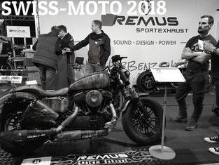 Swiss-Moto 2018 with Remus