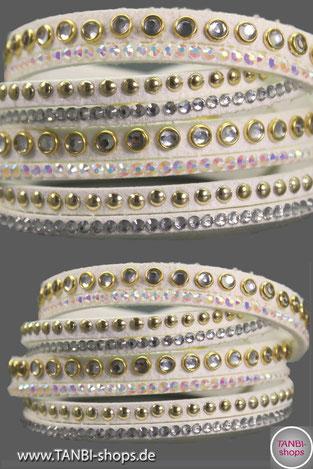 Wickelarmband, Armband, Armband mit Strass, Geschenk, Geburtstagsgeschenk, Frau