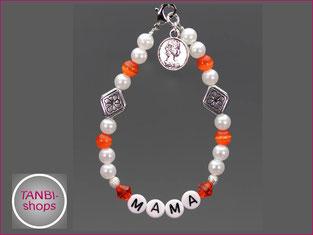 Armband, Mama, Mutter, Supermama, Muttertag, Valentinstag, Geschenk, Herz, 13.99