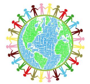Ceux qui sont doux posséderont la terre, et se réjouiront dans une paix profonde. Les humains seront unis dans le culte du seul vrai Dieu.