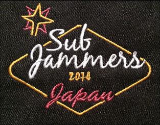 この刺繍の入ったエプロンは、参加者だけに配られるそうです。