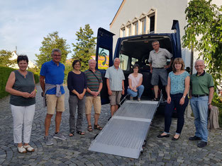 Freiwilligen-Zentrum Neusäß - Sozialer Fahrdienst