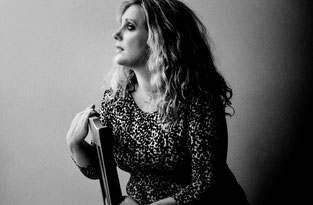 Christine Bovill's Paris - Chanson Live at Saddleworth's Millgate Arts Centre  - 12 Oct 2018