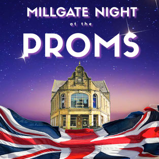 Proms concert by Saddleworth Live raising funds to help refurbish the Millgate auditorium. Musical theatre gems and a few surprises.