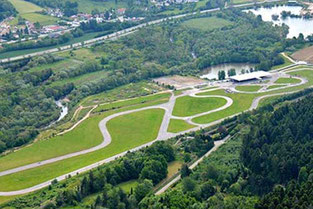 Circuit automobile du Geoparc