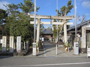 加賀野八幡神社