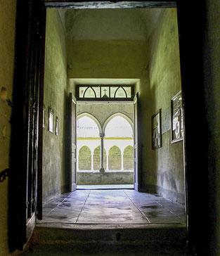 Bild: Pfarrkirche Notre-Dame-de-l'Assomption in Abbaye Saint-Hilaire