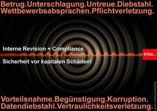 Risiko-Consulting: Smartes Risiko-Controlling für mittelständische Unternehmen.