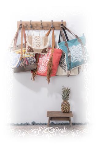 Taschen, Kleiderhaken, Dekoration, Ambiente