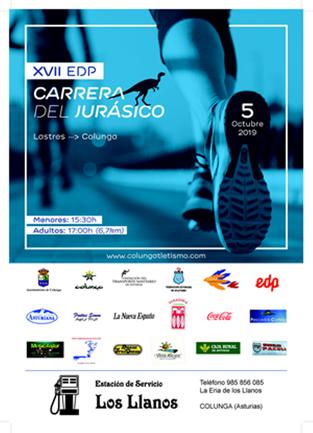 XVII EDP CARRERA DEL JURÁSICO - Lastres-Colunga, 05-10-2019