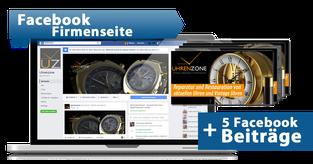 facebook firmenseite