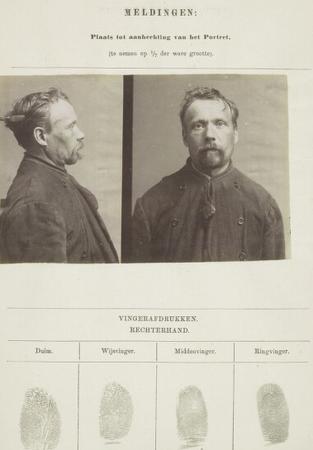 Singalementkaart Veenhuizen opname 27-07-1896