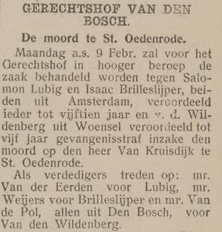 Het huisgezin 07-02-1920