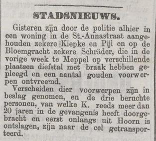 De Tijd : godsdienstig-staatkundig dagblad 30-03-1885