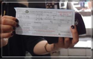 Joy Busチケット販売ブース④
