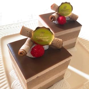 チョコレートケーキ石鹸スイーツソープアロマティカ