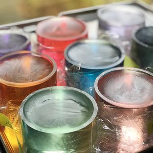 クリスタルMPソープ透明石鹸手作り教室アロマティカ
