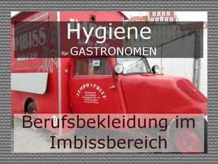 Hygiene im Imbiss