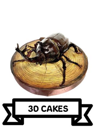 3dけーき 立体ケーキ 擬態ケーキ