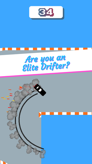 Are you an Elite Drifter? Download Elite Drift for iOS and Android!