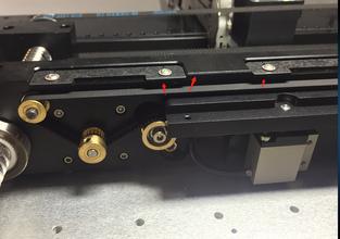 VP2800HP-CL64-4RCV conveyor detail