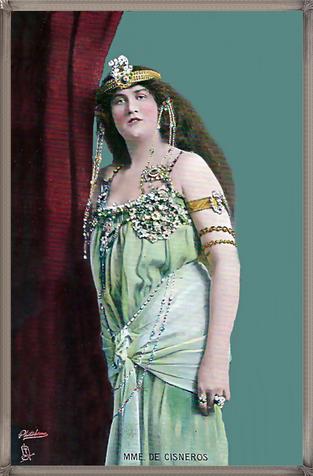 Dalila - SAMSON ET DALILA di Camille Saint-Saëns