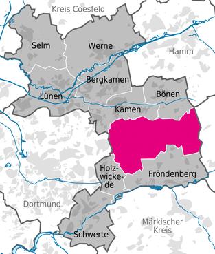 Kreisstadt Unna