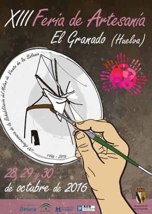 Feria de Artesanía de El Granado Programa