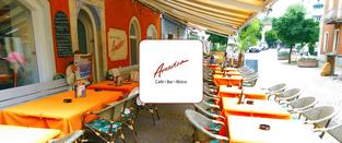 Olles Leiwand, die Austropop Band aus dem Berchtesgadener Land live im Cafe Amadeo Bad Reichenhall