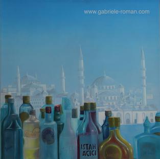Istanbul, Hagia Sophia, Blue Mosque