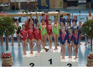 2. Platz : Team NKL         (Foto NKL)