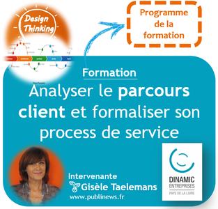 Analyser le parcours client et formaliser son process de service