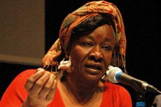 Aminata Traoré fra Mali