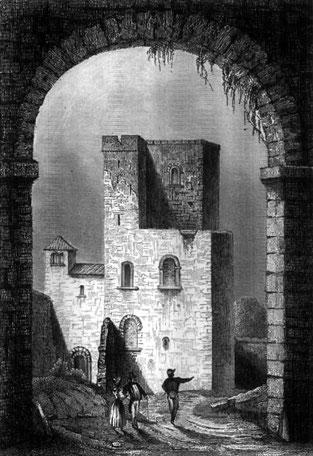 Châteauvilain en 1838