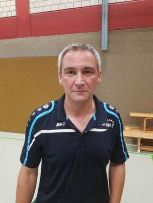 Ein Sieg und eine Niederlage im Einzel: Michael Kirschnick hatte gegen Ückendorf eine ausgeglichene Bilanz.