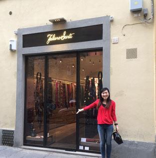 faliero Sarti フィレンツェ店