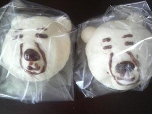 バリニーズオイルマッサージPaniPaniパニパニに届いた 土佐山田chimneyチムニーさんのしろくまパン